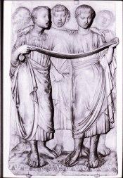 della Robbia, Cantoria (detail)