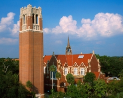 Century Tower and University Auditorium University of Florida Gainesville, Florida